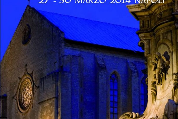 """DAL 27 AL 30 MARZO 2014 IL COMPLESSO MONUMENTALE DI SANTA CHIARA PRESENTA LA IV EDIZIONE DEL PREMIO INTERNAZIONALE DI CANTO LIRICO """"SANTA CHIARA"""""""